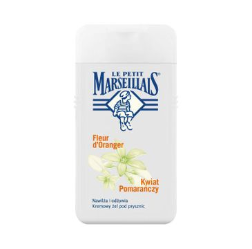 Le Petit Marseillais – Żel pod prysznic Kwiat Pomarańczy (250 ml)