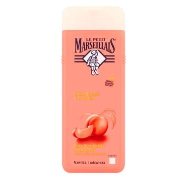 Le Petit Marseillais Żel pod prysznic Brzoskwinia i nektarynka (400 ml)