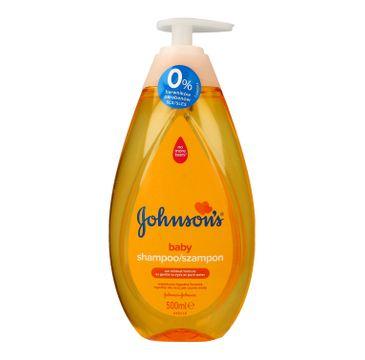 Johnson's Baby Gold szampon dla dzieci 500 ml