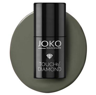 JOKO Lakier do paznokci Żel Touch of Diamond 19