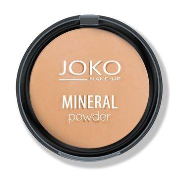Joko Mineral puder do twarzy spiekany 03 Dark Beige 7,5 g