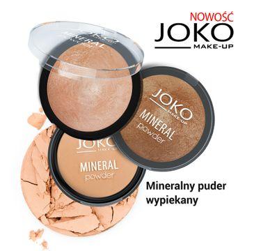 Joko Mineral puder do twarzy spiekany 04 Highlighter 7,5 g