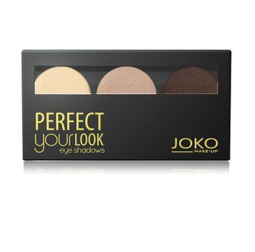 Joko Perfect Your Look cienie do powiek nr 300 Trio (5 g)