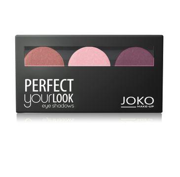 Joko Perfect Your Look cienie do powiek nr 301 Trio (5 g)