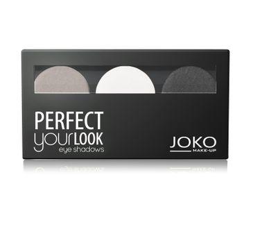 Joko Perfect Your Look cienie do powiek nr 302 Trio (5 g)