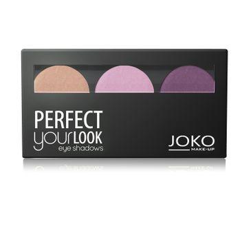 Joko Perfect Your Look cienie do powiek nr 304 Trio (5 g)