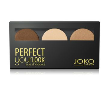 Joko Perfect Your Look cienie do powiek nr 305 Trio 5 g