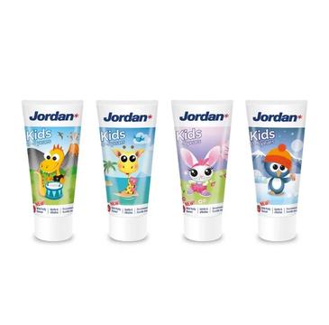 Jordan Kids pasta do zębów dla dzieci 0-5 lat (50 ml)