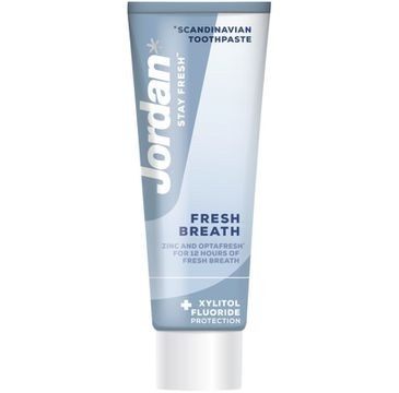 Jordan Pasta do zębów Stay Fresh Breath (75 ml)