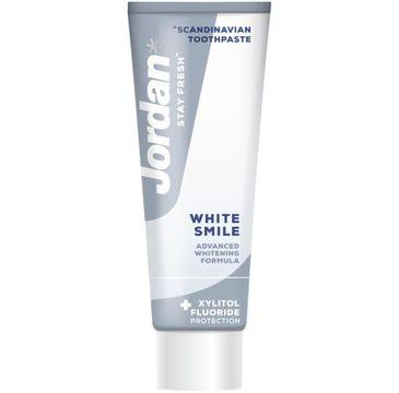 Jordan Pasta do zębów Stay Fresh White Smile (75 ml)