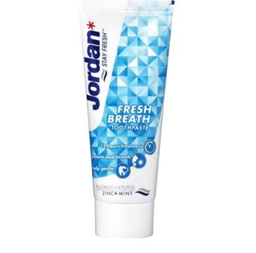 Jordan – Pasta do zębów Fresh Breath (75 ml)