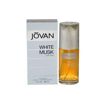 Jovan White Musk For Men  woda kolońska spray 88ml