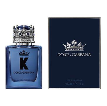 K by Dolce & Gabbana woda perfumowana spray (50 ml)