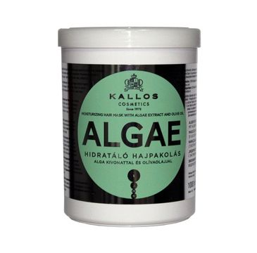 Kallos - maska do włosów Algi (1000 ml)