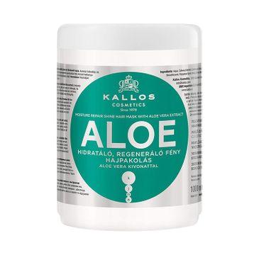 Kallos - maska do włosów Aloe (1000 ml)
