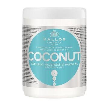 Kallos - maska do włosów Coconut (1000 ml)
