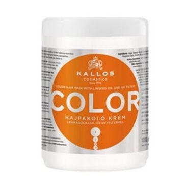Kallos - maska do włosów Color (1000ml)