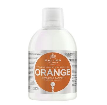 Kallos Orange Vitalizing – szampon do włosów Orange (1000ml)