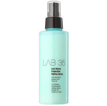 Kallos LAB 35 Curl Mania Protective Styling Spray spray do stylizacji włosów kręconych 150ml