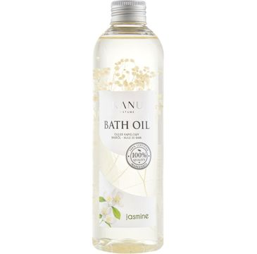 Kanu Nature Bath Oil – olejek do kąpieli Jaśmin (250 ml)