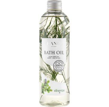 Kanu Nature Bath Oil – olejek do kąpieli Jodła Syberyjska (250 ml)
