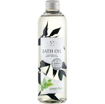 Kanu Nature Bath Oil – olejek do kąpieli Zielona Herbata (250 ml)
