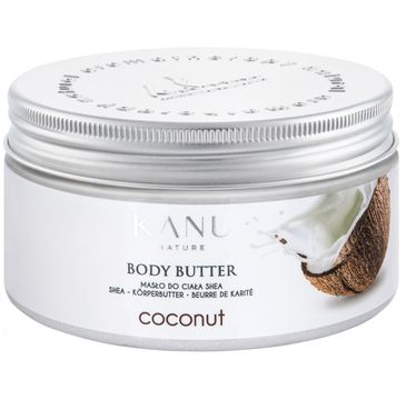 Kanu Nature – Body Butter masło do ciała Kokos (190 g)
