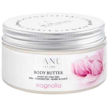Kanu Nature – Body Butter masło do ciała Magnolia (190 g)