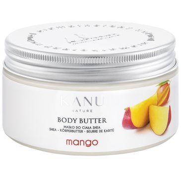 Kanu Nature – Body Butter masło do ciała Mango (190 g)