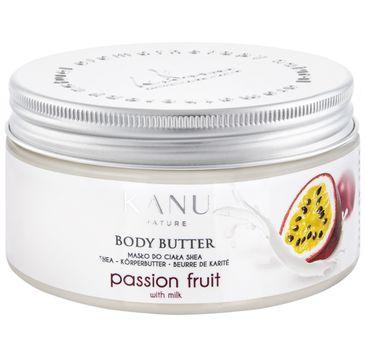 Kanu Nature Body Butter – masło do ciała Marakuja (190 g)