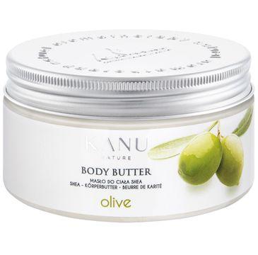 Kanu Nature Body Butter – masło do ciała Oliwka (190 g)