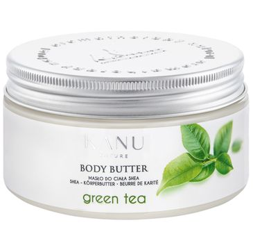 Kanu Nature Body Butter – masło do ciała Zielona Herbata(190 g)