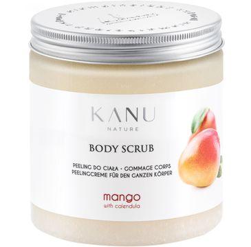 Kanu Nature Body Scrub – peeling do ciała Mango z Nagietkiem (350 g)