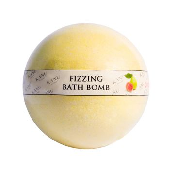Kanu Nature – Fizzing Bath Bomb kula musująca do kąpieli Guawa (160 g)
