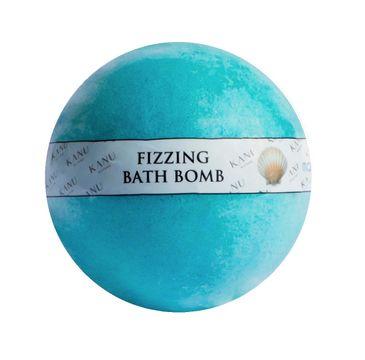 Kanu Nature – Fizzing Bath Bomb kula musująca do kąpieli Morska (160 g)