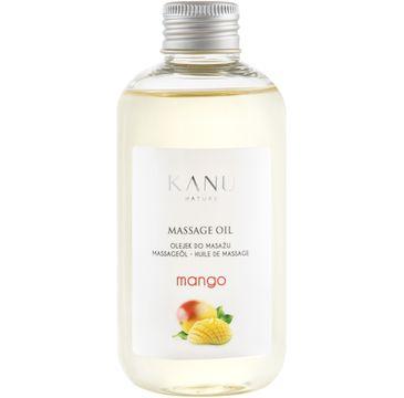 Kanu Nature – Massage Oil olejek do masażu mango (200 ml)