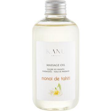 Kanu Nature – Massage Oil olejek do masażu monoi de tahiti (200 ml)
