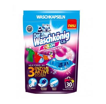 Waschkönig Duo-Caps kapsułki do koloru 30 kapsułek (1 op.)