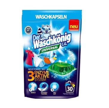 Waschkönig kapsułki uniwersalne 30 kapsułek (1 op.)