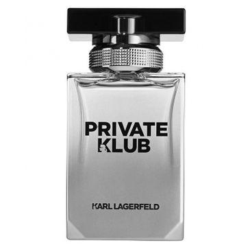 Karl Lagerfeld Private Klub Pour Homme woda toaletowa spray 50ml