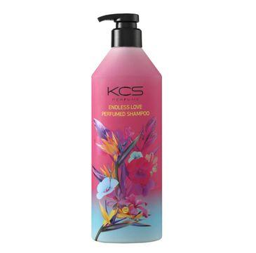 KCS Endless Love Perfumed Shampoo perfumowany szampon do włosów przetłuszczających się (600 ml)