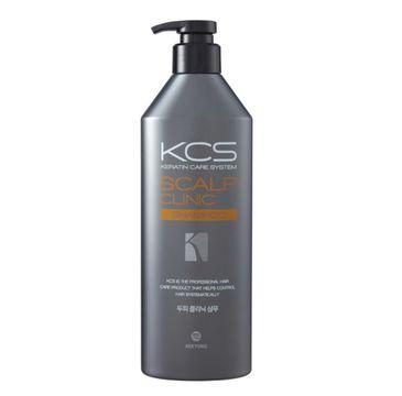 KCS Scalp Clinic Shampoo szampon do włosów przetłuszczających się (600 ml)