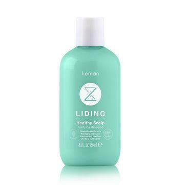 Kemon Liding Healthy Scalp Purifying Shampoo oczyszczający szampon do włosów (250 ml)