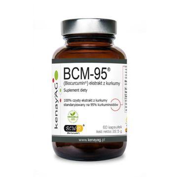 KenayAg BCM-95 ekstrakt z kurkumy suplement diety 60 kapsułek