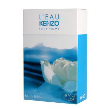 Kenzo L'eau Kenzo Pour Femme woda toaletowa 30 ml