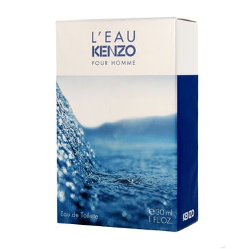 Kenzo L'eau Kenzo Pour Homme woda toaletowa 30 ml