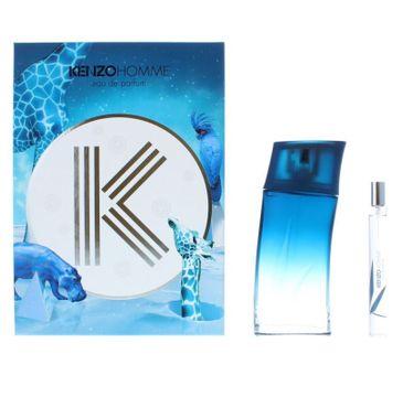 Kenzo Pour Homme zestaw woda perfumowana spray 100ml + miniatura wody perfumowanej spray 15ml