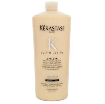 Kerastase Elixir Ultime odżywka upiększająca do włosów z dodatkiem olejków 1000ml