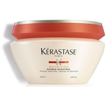 Kerastase Nutritive Fundamental Nutrition Masque maska do włosów bardzo suchych 200ml