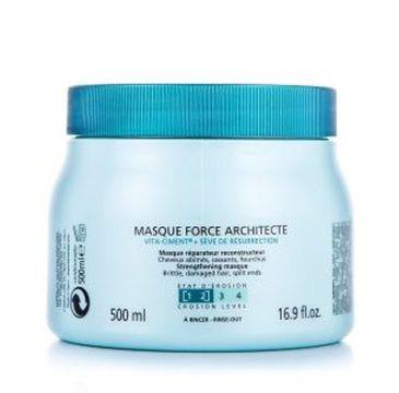 Kerastase Resistance Strengthening Masque 1-2 maska do bardzo osłabionych łamliwych włosów z rozdwojonymi końcówkami 500ml